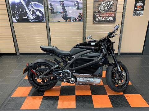 2020 Harley-Davidson Livewire™ in The Woodlands, Texas - Photo 1