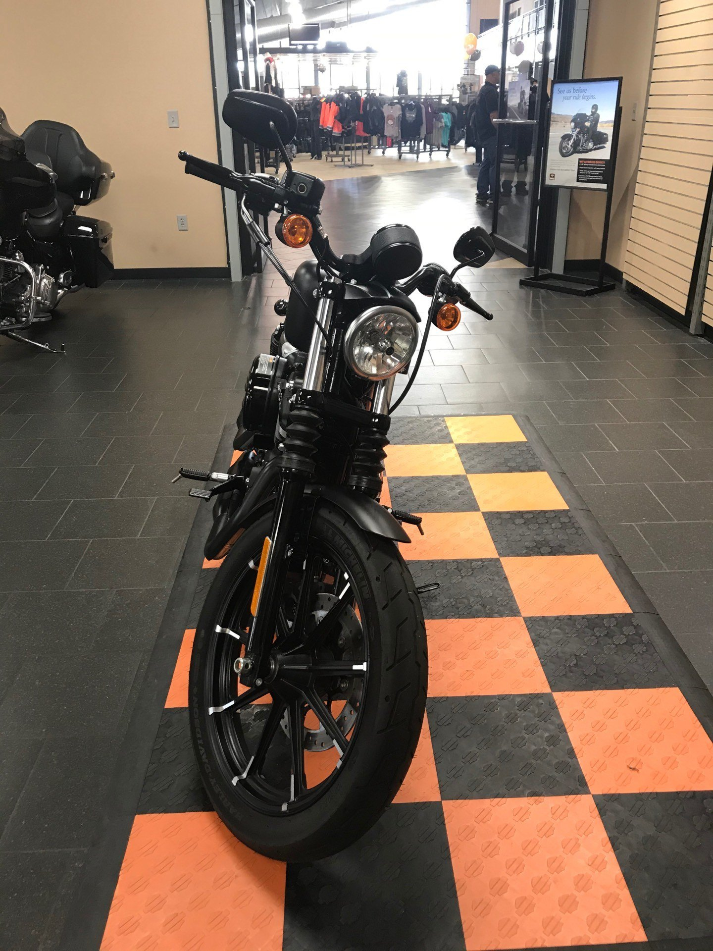 2019 Harley-Davidson Iron 883™ in The Woodlands, Texas - Photo 3