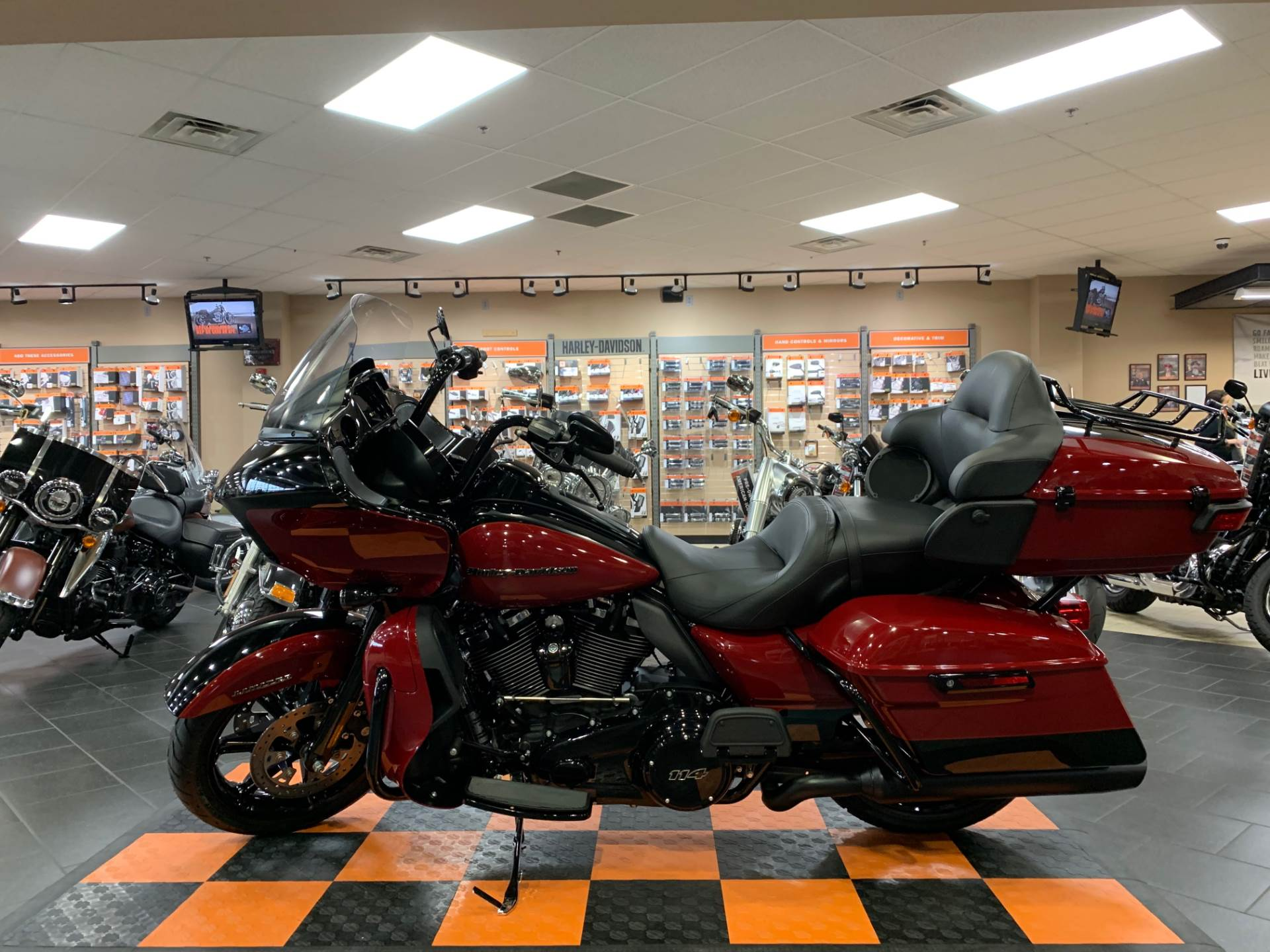 2020 Harley-Davidson Road Glide® Limited in The Woodlands, Texas - Photo 5