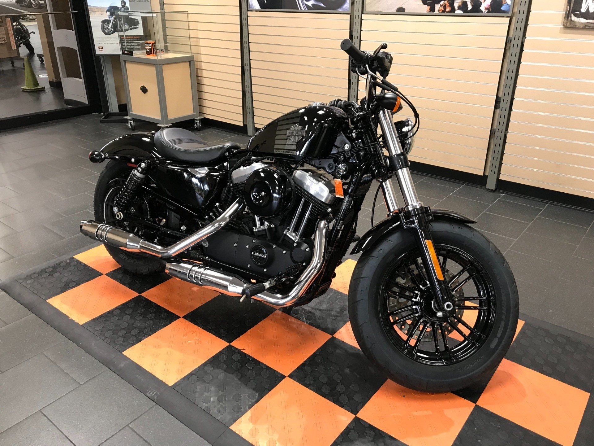 2016 Harley-Davidson Forty-Eight® in The Woodlands, Texas - Photo 2