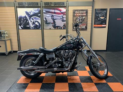 2007 Harley-Davidson Dyna® Wide Glide® in The Woodlands, Texas - Photo 1