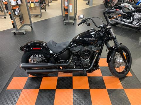 2020 Harley-Davidson Street Bob® in The Woodlands, Texas - Photo 1