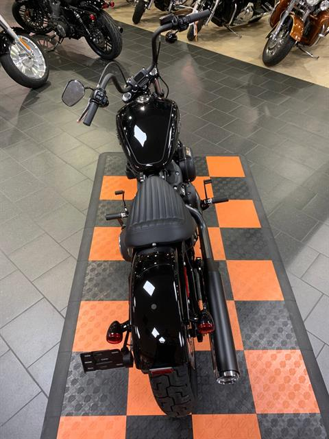 2020 Harley-Davidson Street Bob® in The Woodlands, Texas - Photo 4