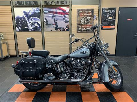 2014 Harley-Davidson Heritage Softail® Classic in The Woodlands, Texas - Photo 1
