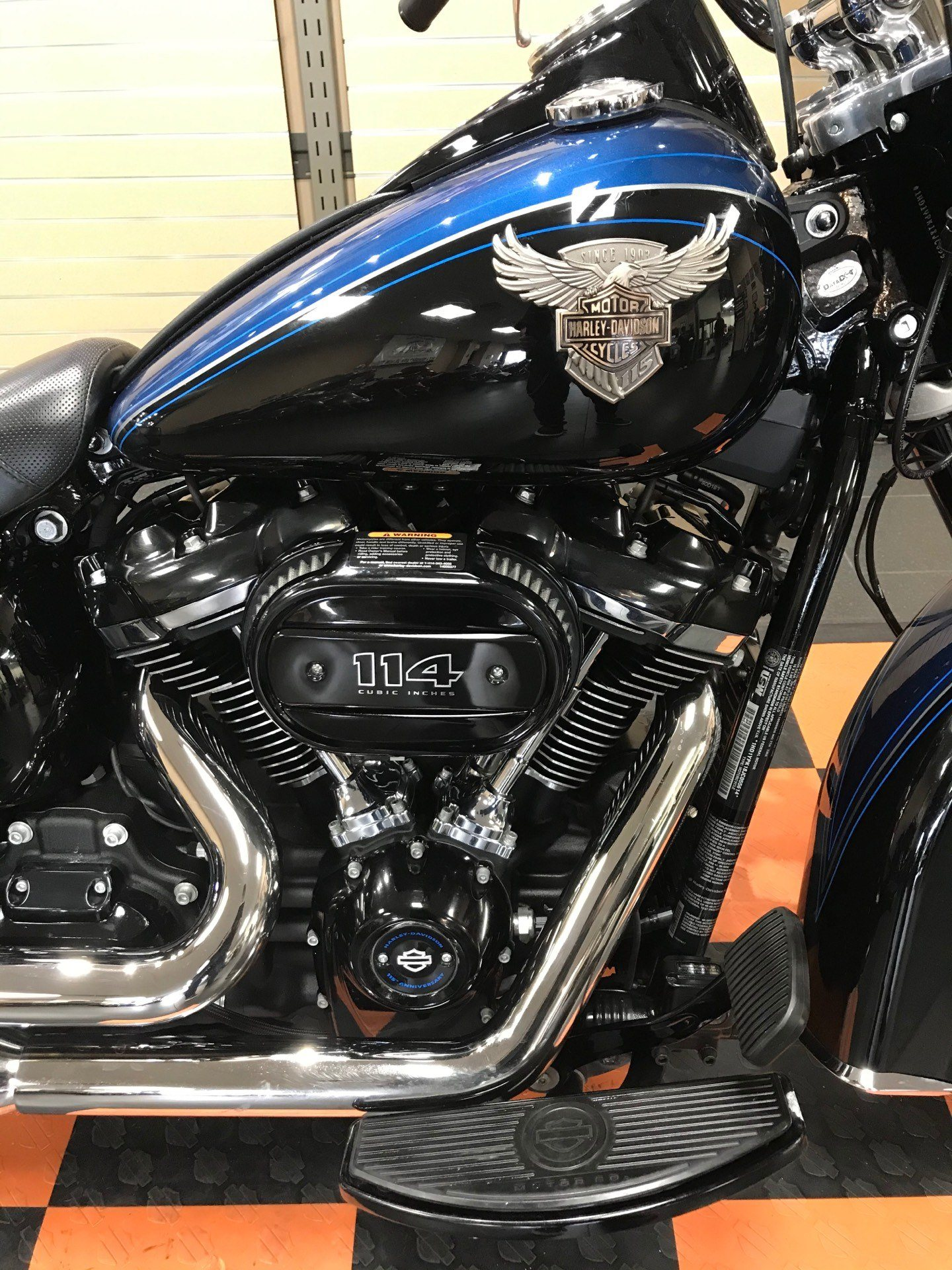 2018 Harley-Davidson Heritage Classic 114 in The Woodlands, Texas - Photo 8
