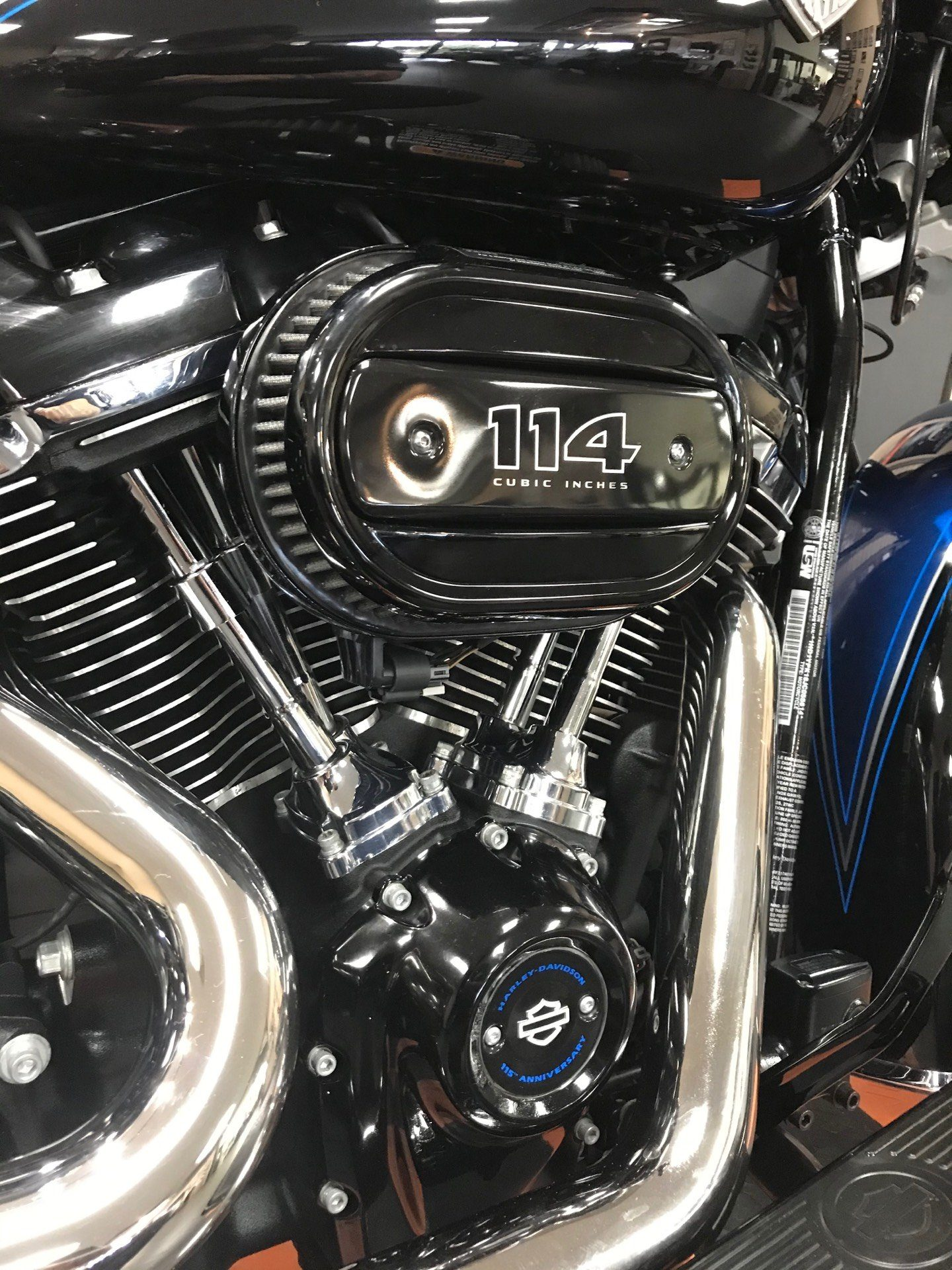 2018 Harley-Davidson Heritage Classic 114 in The Woodlands, Texas - Photo 12