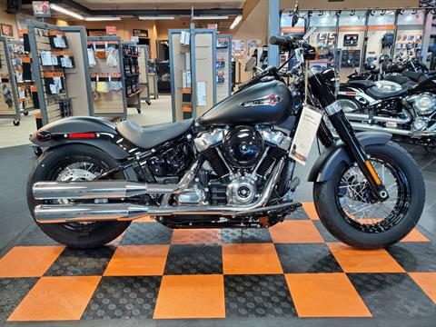 2020 Harley-Davidson Softail Slim® in The Woodlands, Texas - Photo 1