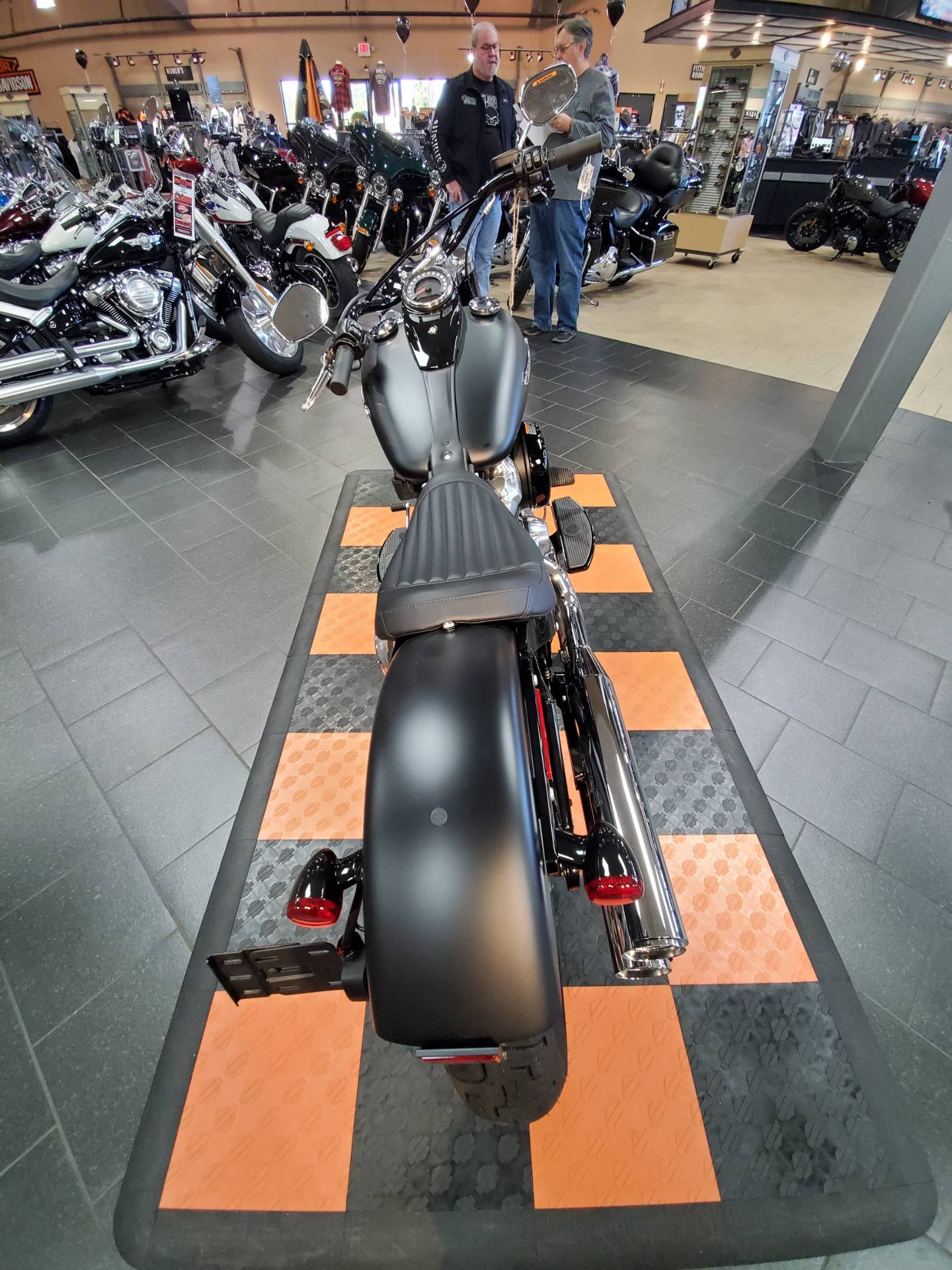 2020 Harley-Davidson Softail Slim® in The Woodlands, Texas - Photo 4