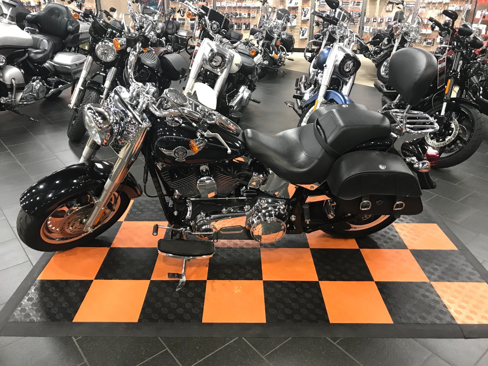 2013 Harley-Davidson Softail® Fat Boy® in The Woodlands, Texas - Photo 1