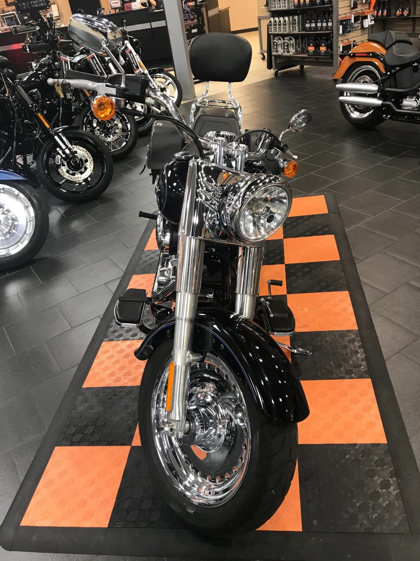 2013 Harley-Davidson Softail® Fat Boy® in The Woodlands, Texas - Photo 2
