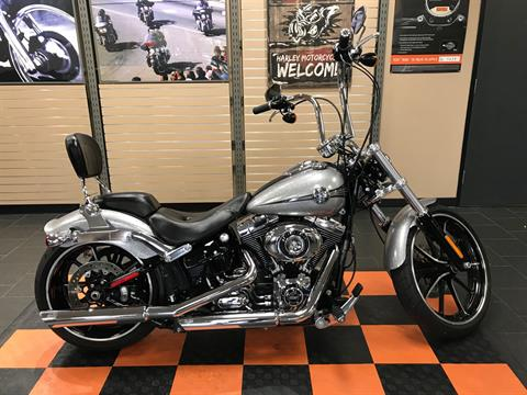 2015 Harley-Davidson Breakout® in The Woodlands, Texas - Photo 1