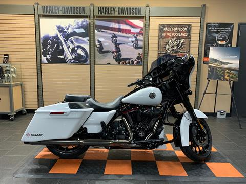 2021 Harley-Davidson CVO™ Street Glide® in The Woodlands, Texas - Photo 1