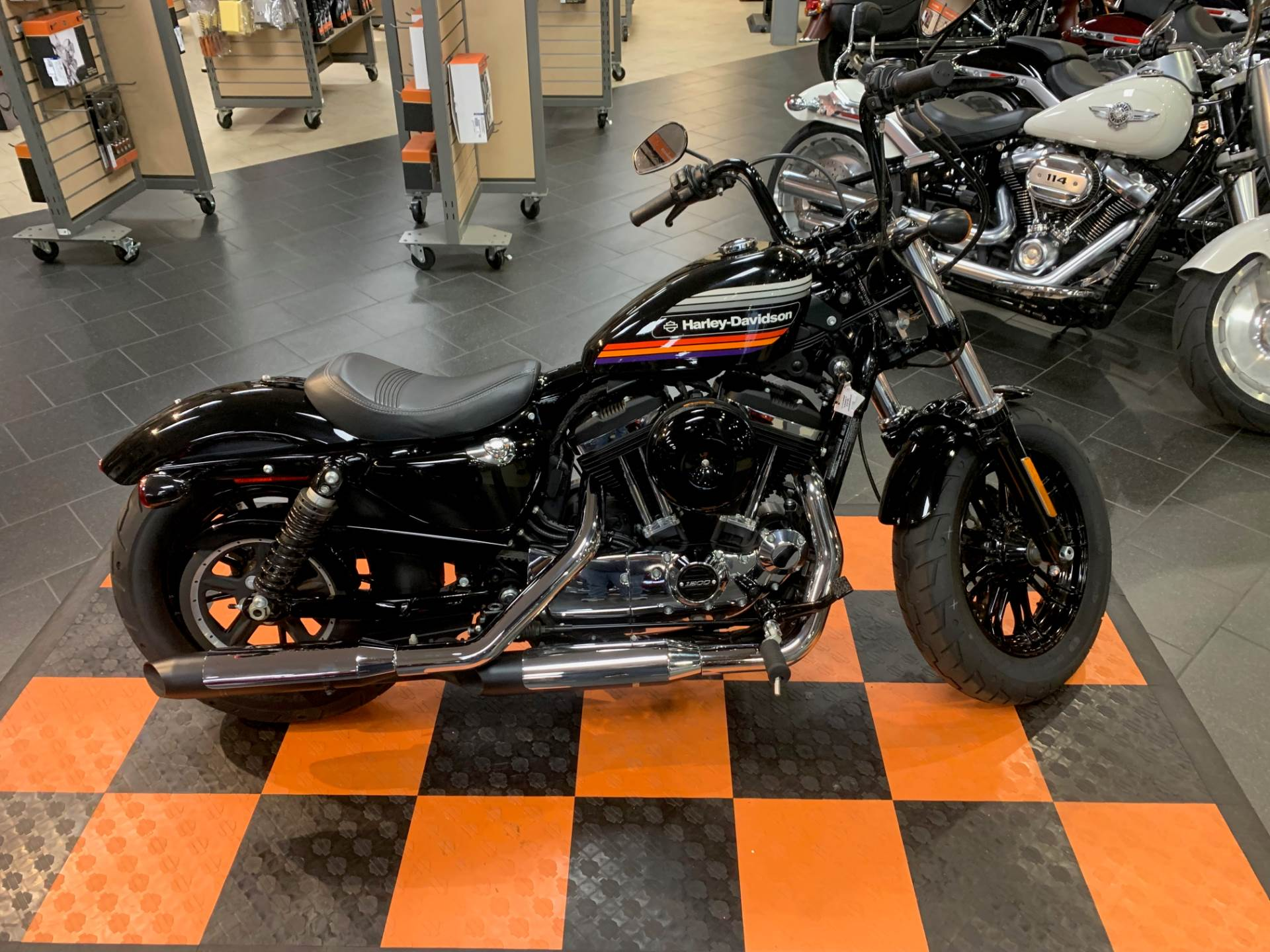 2018 Harley-Davidson Forty-Eight® Special in The Woodlands, Texas - Photo 1