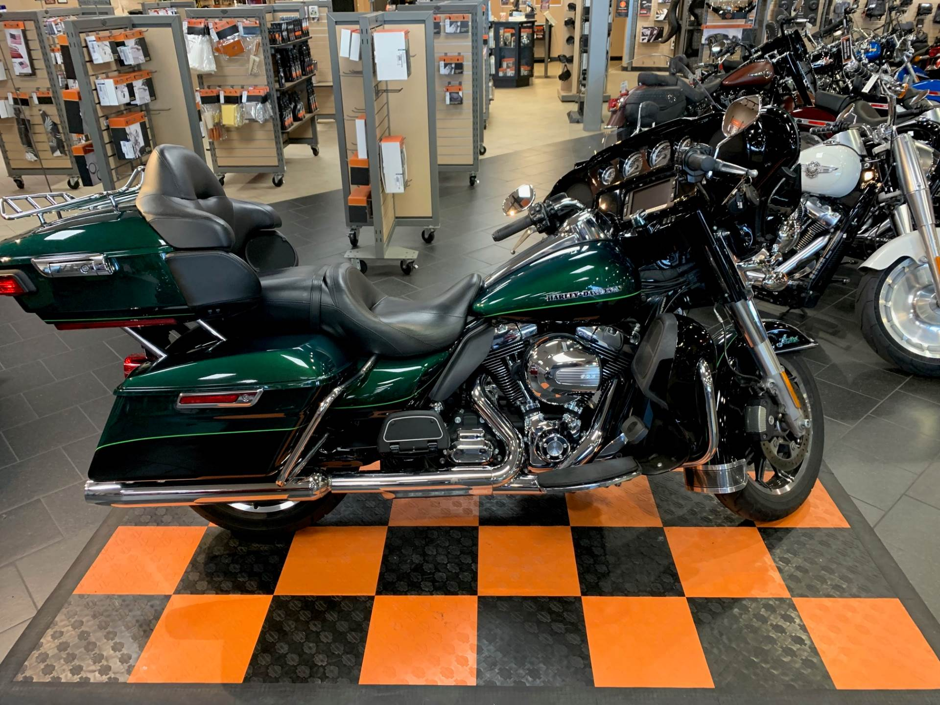 2015 Harley-Davidson Ultra Limited in The Woodlands, Texas - Photo 1