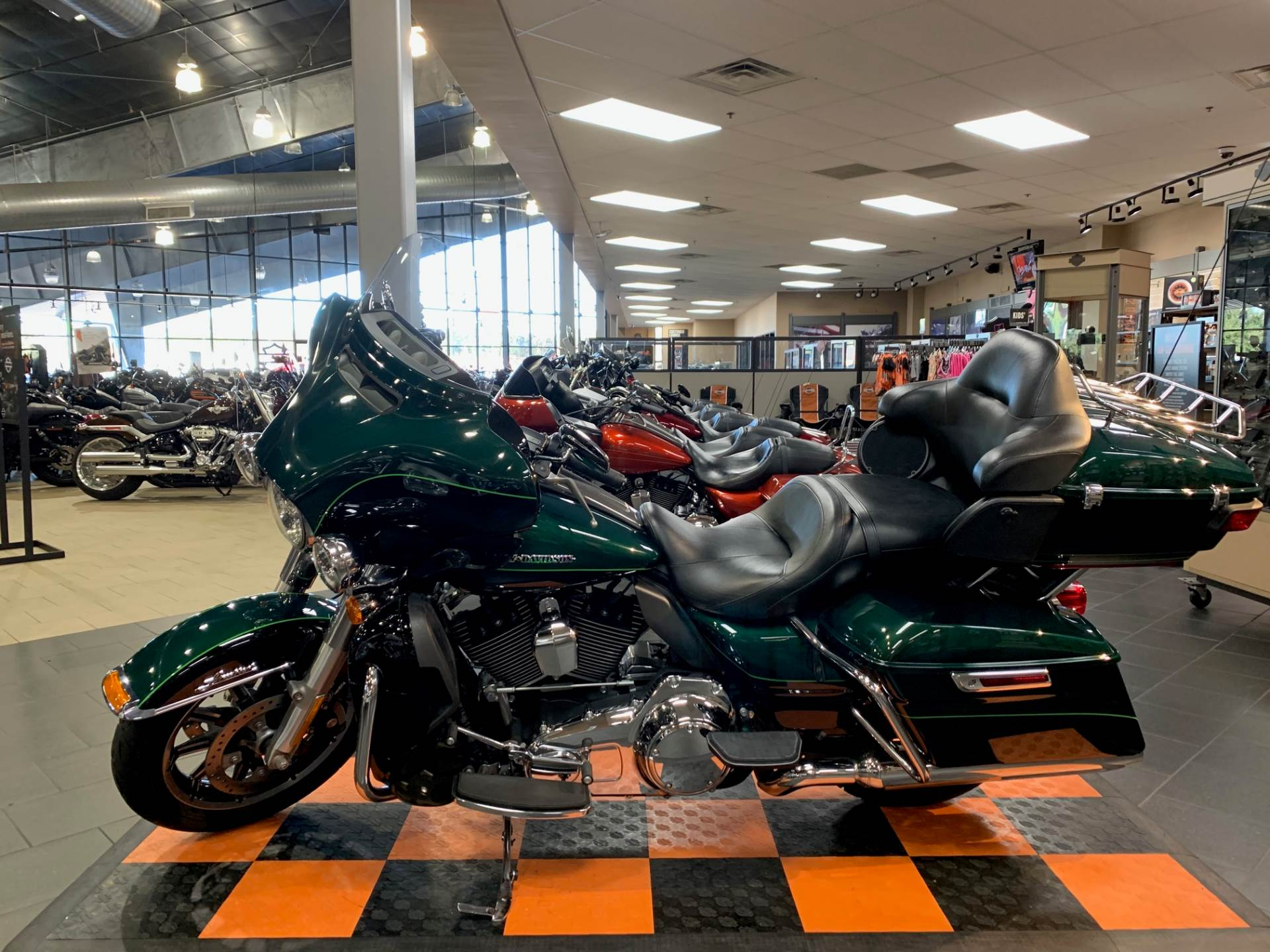 2015 Harley-Davidson Ultra Limited in The Woodlands, Texas - Photo 3