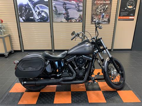 2016 Harley-Davidson Street Bob® in The Woodlands, Texas - Photo 1