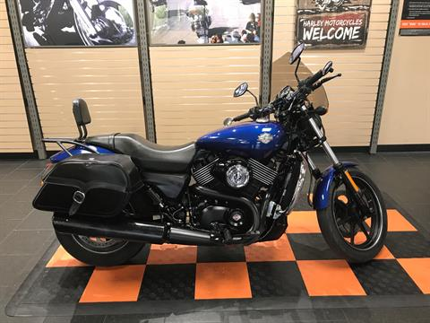 2016 Harley-Davidson Street® 750 in The Woodlands, Texas - Photo 1