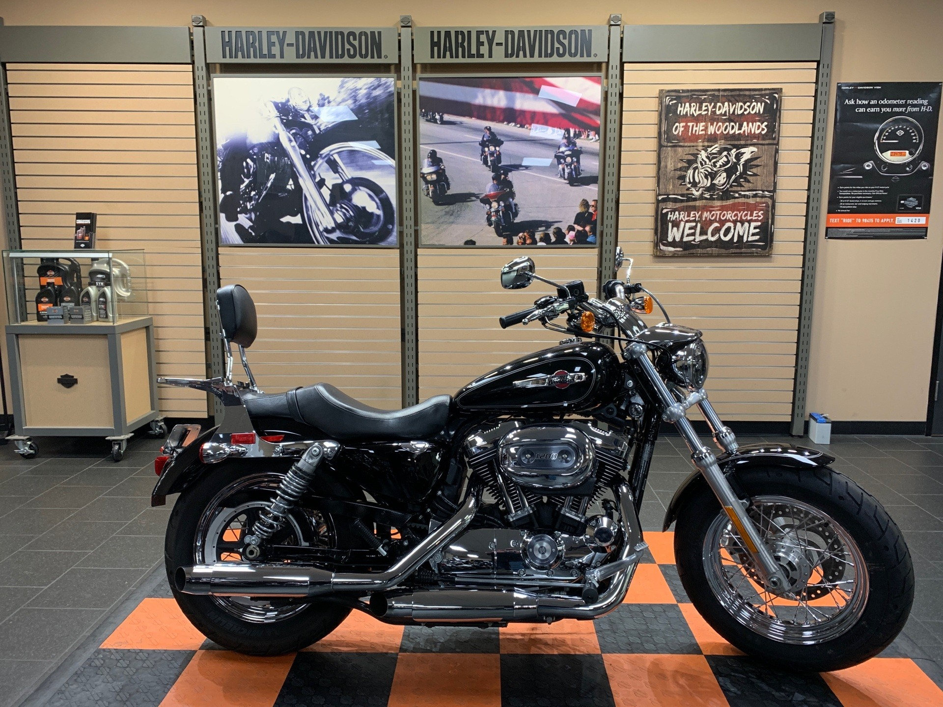 2014 Harley-Davidson SuperLow® 1200T in The Woodlands, Texas - Photo 1