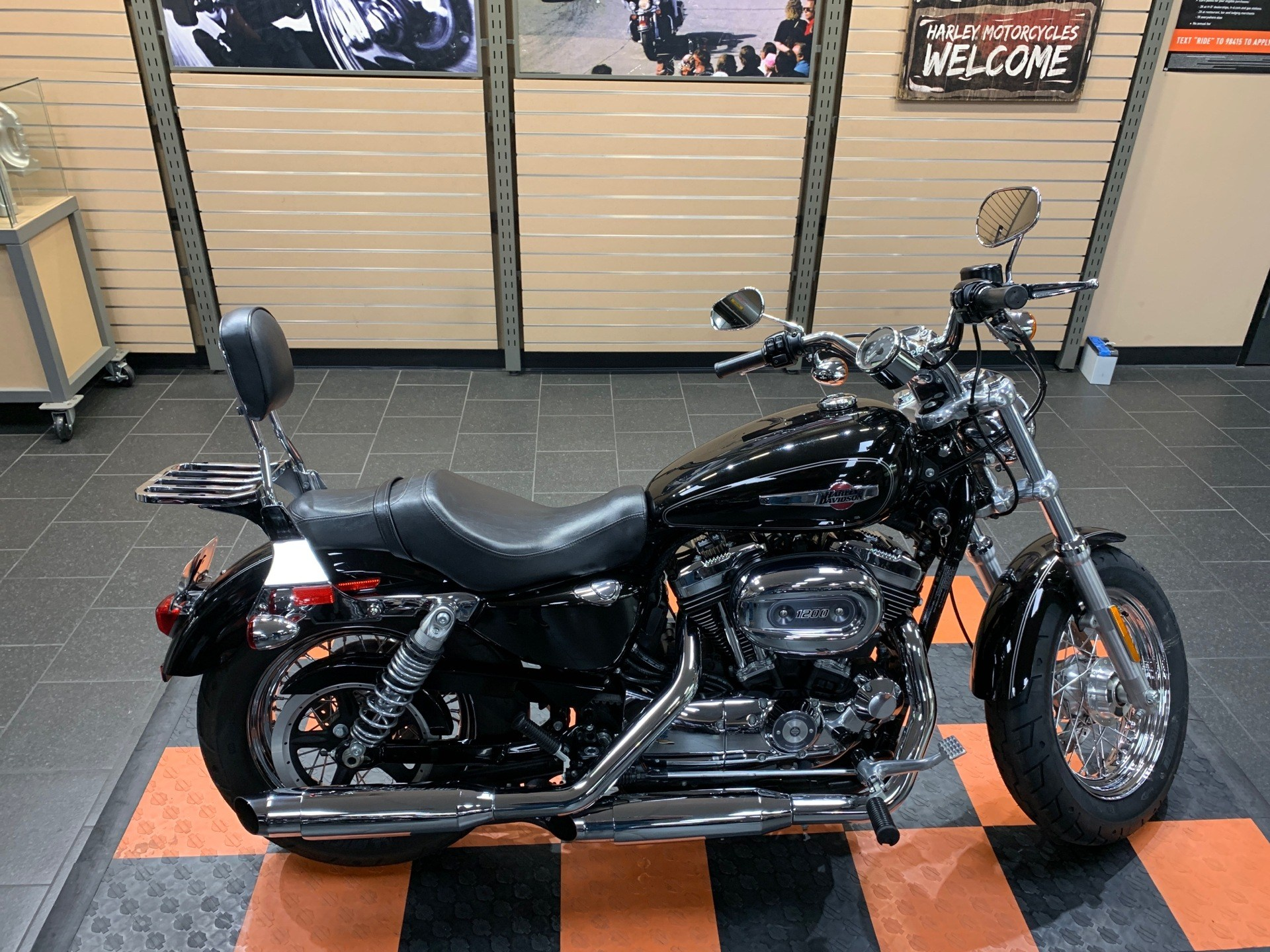 2014 Harley-Davidson SuperLow® 1200T in The Woodlands, Texas - Photo 7