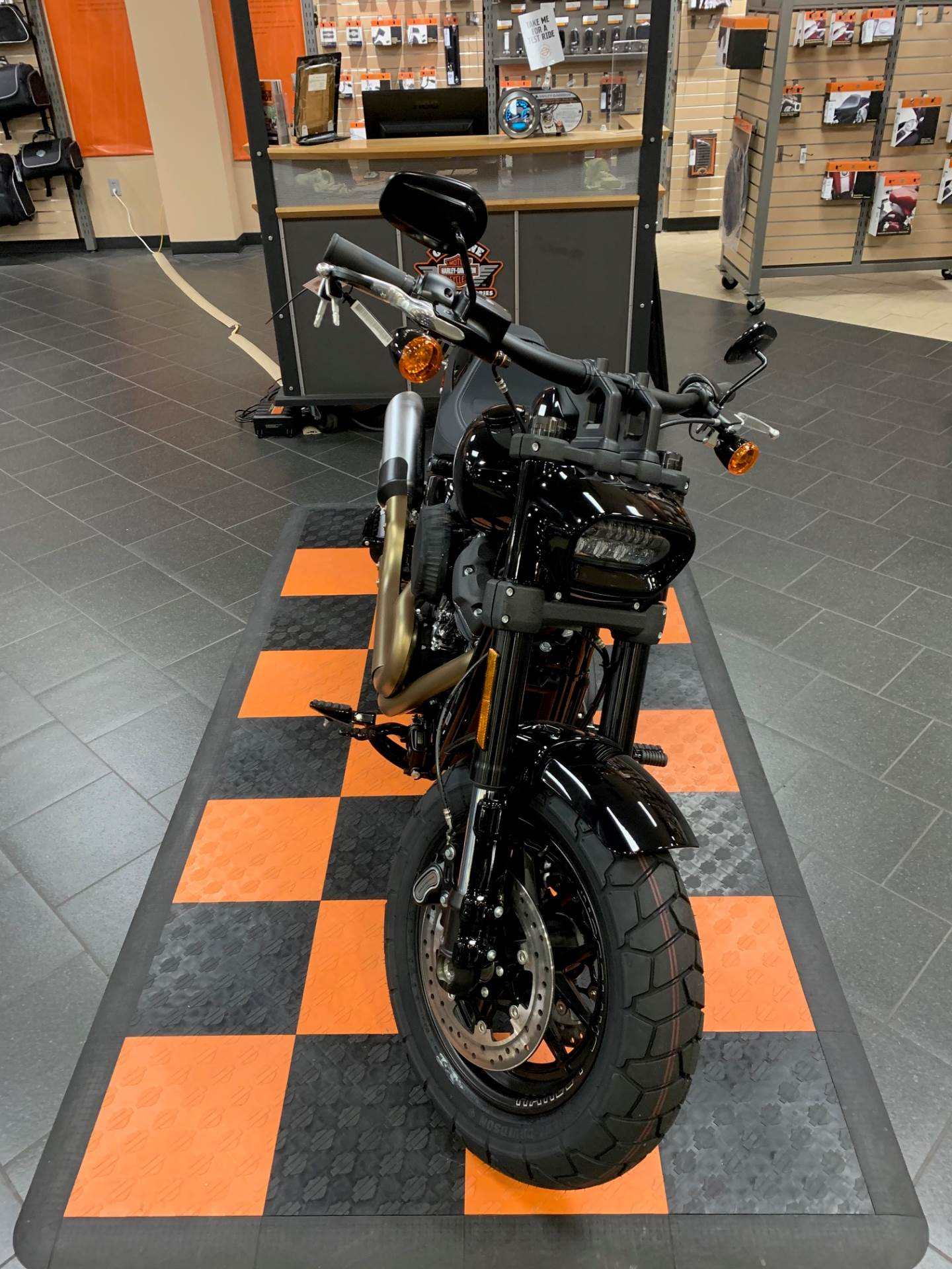 2020 Harley-Davidson Fat Bob® 114 in The Woodlands, Texas - Photo 2