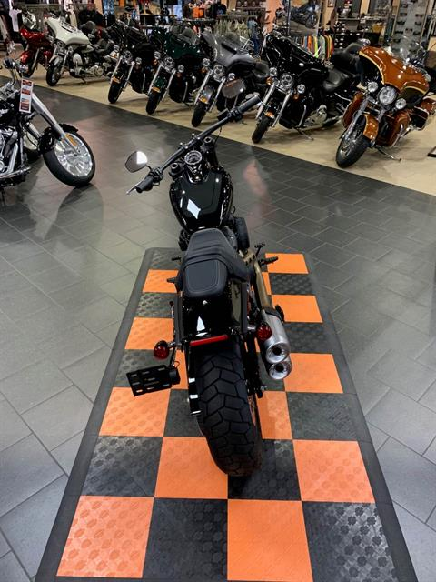 2020 Harley-Davidson Fat Bob® 114 in The Woodlands, Texas - Photo 4