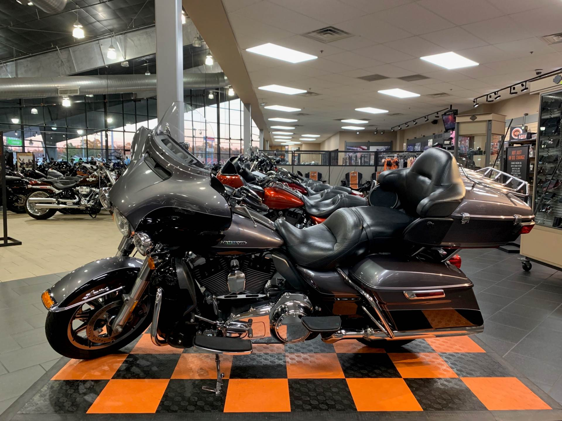 2014 Harley-Davidson Ultra Limited in The Woodlands, Texas - Photo 3