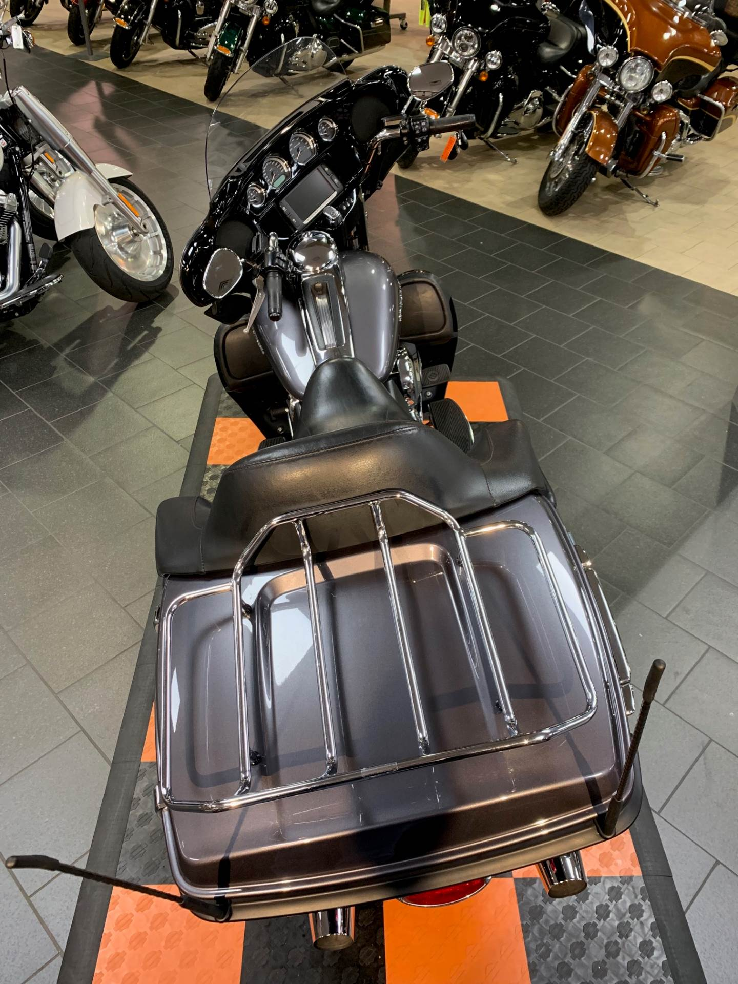 2014 Harley-Davidson Ultra Limited in The Woodlands, Texas - Photo 4
