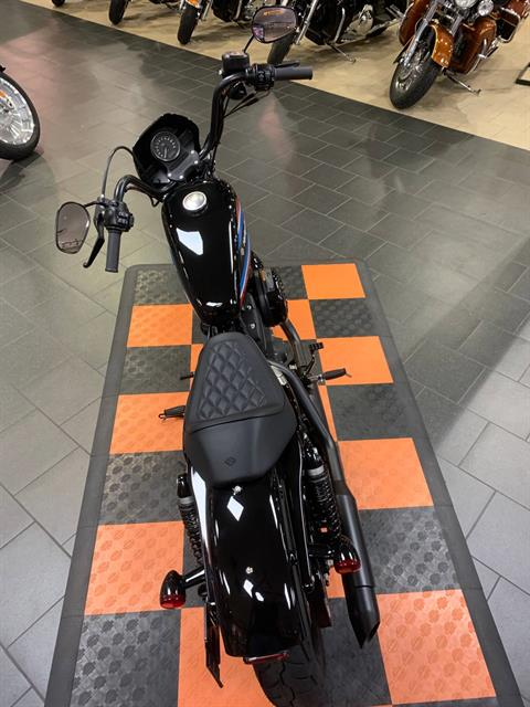 2020 Harley-Davidson Iron 1200™ in The Woodlands, Texas - Photo 4