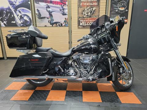 2012 Harley-Davidson CVO™ Street Glide® in The Woodlands, Texas - Photo 1