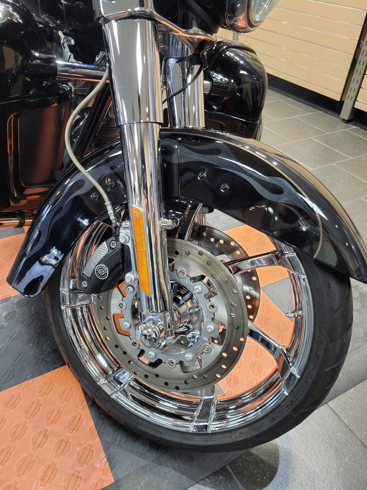 2012 Harley-Davidson CVO™ Street Glide® in The Woodlands, Texas - Photo 4