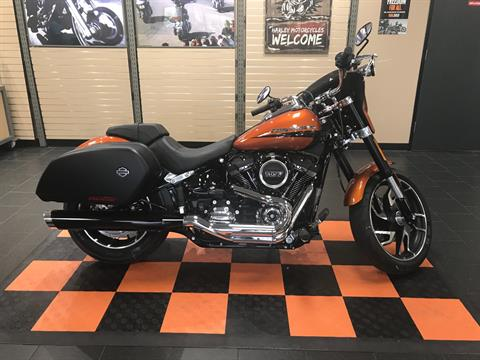 2020 Harley-Davidson Sport Glide® in The Woodlands, Texas - Photo 1