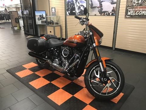 2020 Harley-Davidson Sport Glide® in The Woodlands, Texas - Photo 2