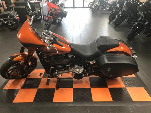 2020 Harley-Davidson Sport Glide® in The Woodlands, Texas - Photo 5