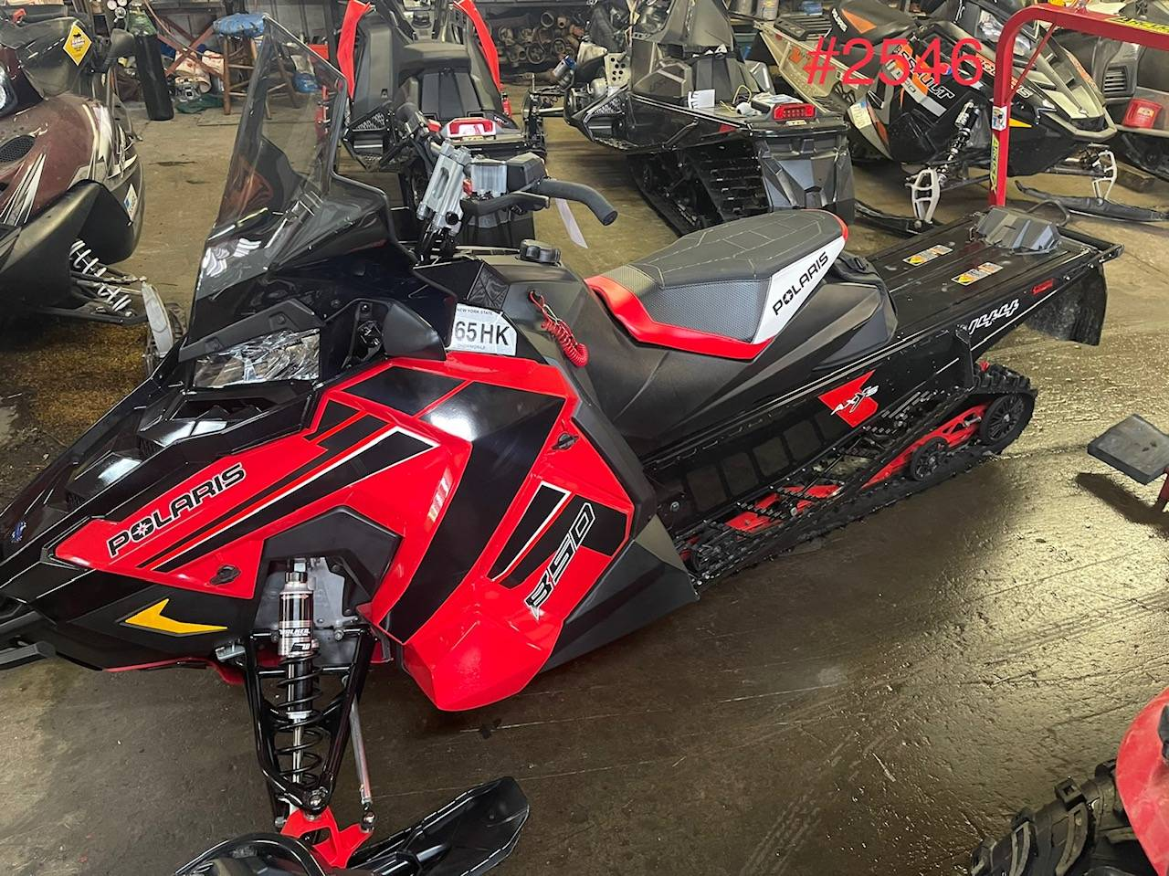 2019 Polaris 850 Switchback Assautt in Mohawk, New York