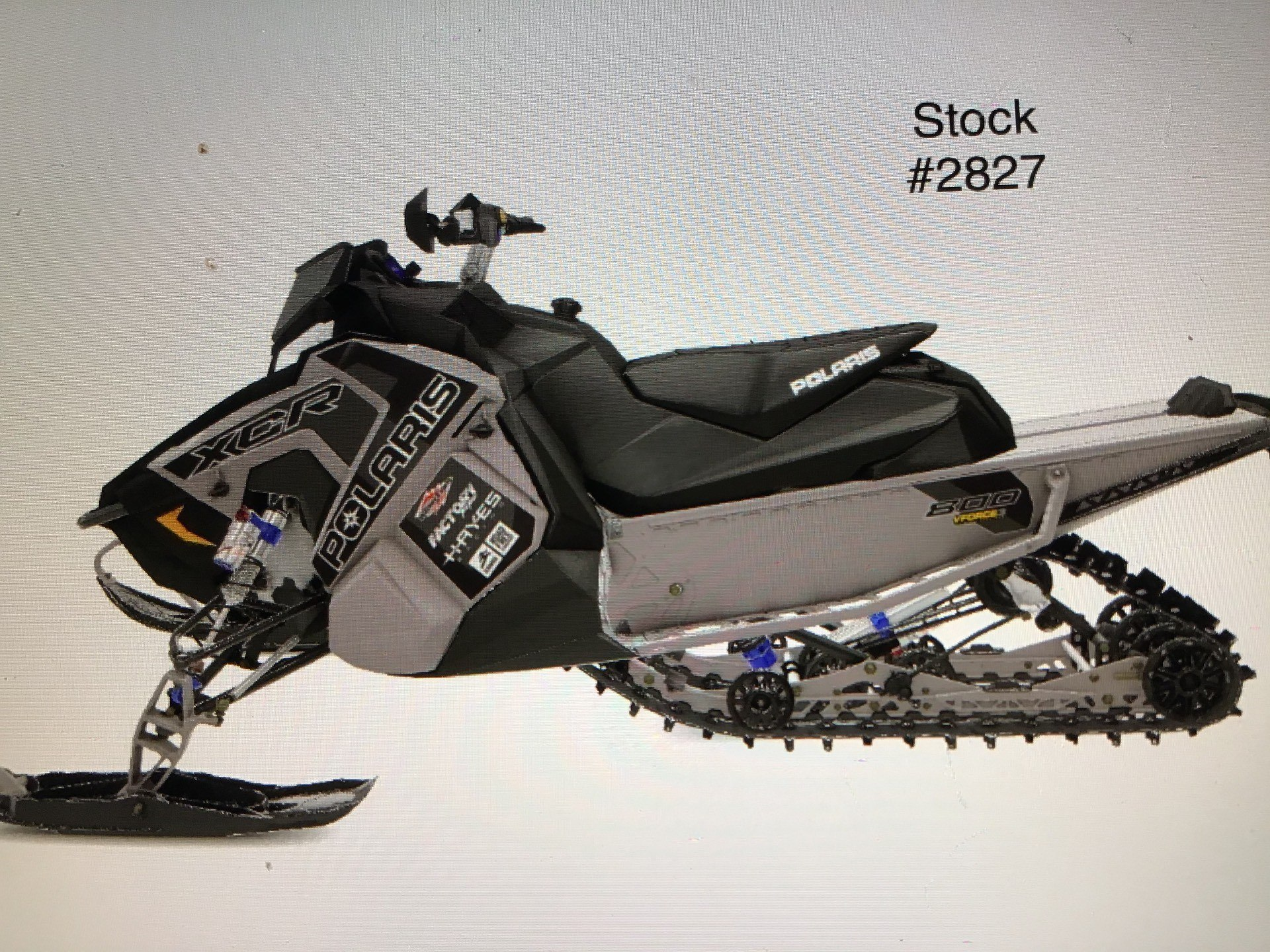 2020 Polaris 800 Indy XCR in Mohawk, New York