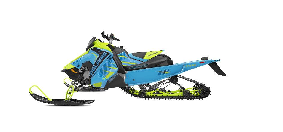 2020 Polaris switchback assault in Mohawk, New York