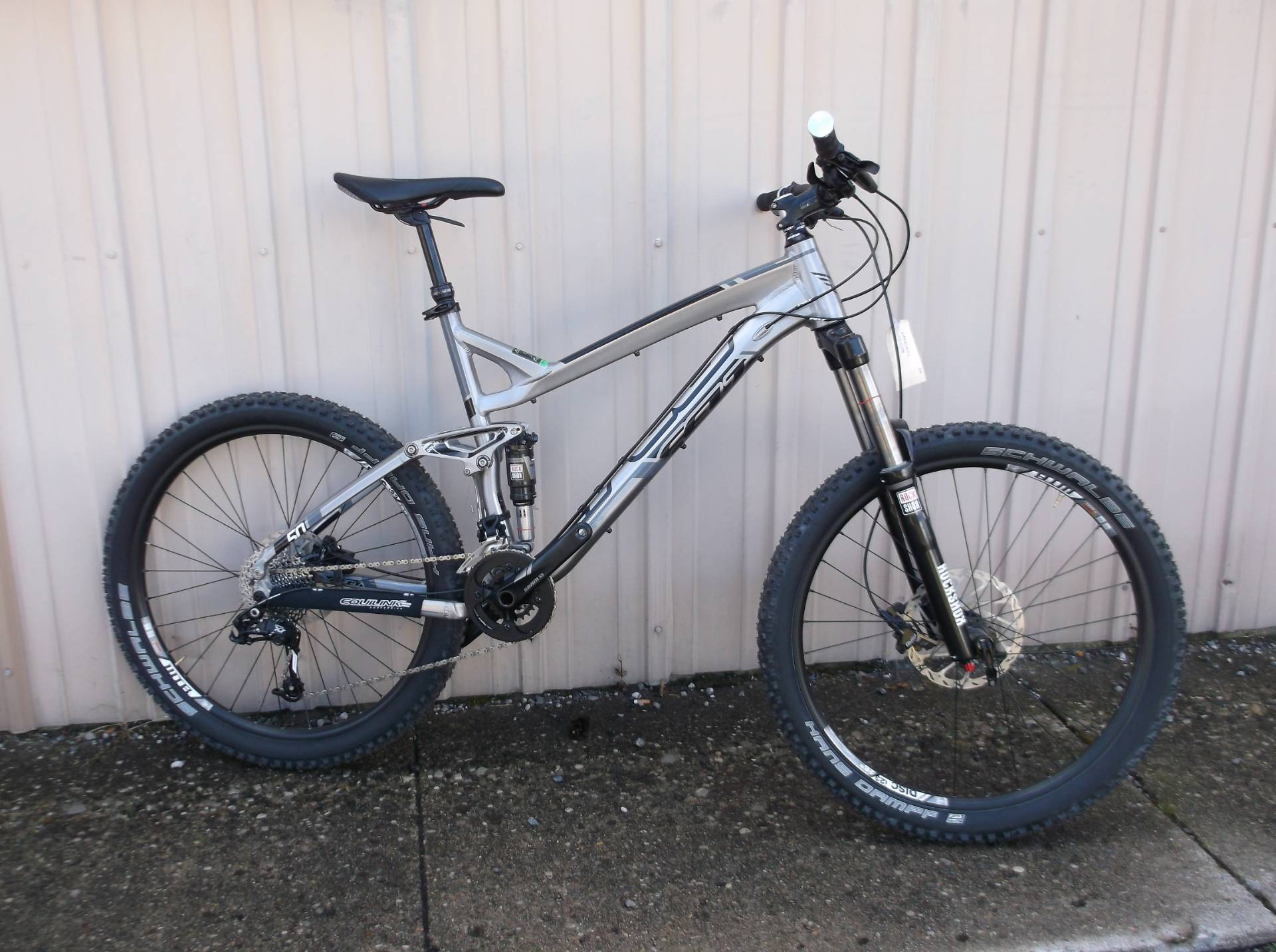 2014 Other Felt LT50 f/s MTB Large in Howell, Michigan
