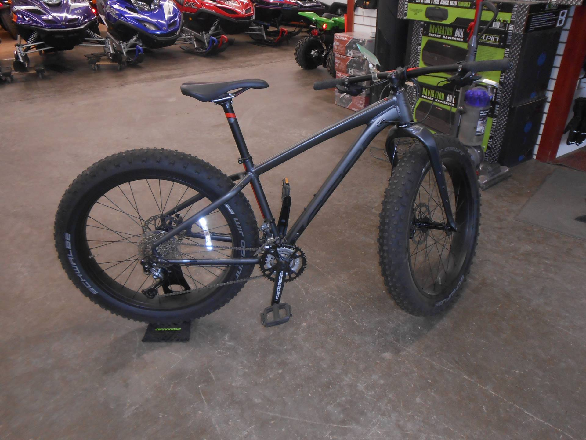 2015 Felt Bicycles Double Double 70 Fat Bike in Howell, Michigan - Photo 1