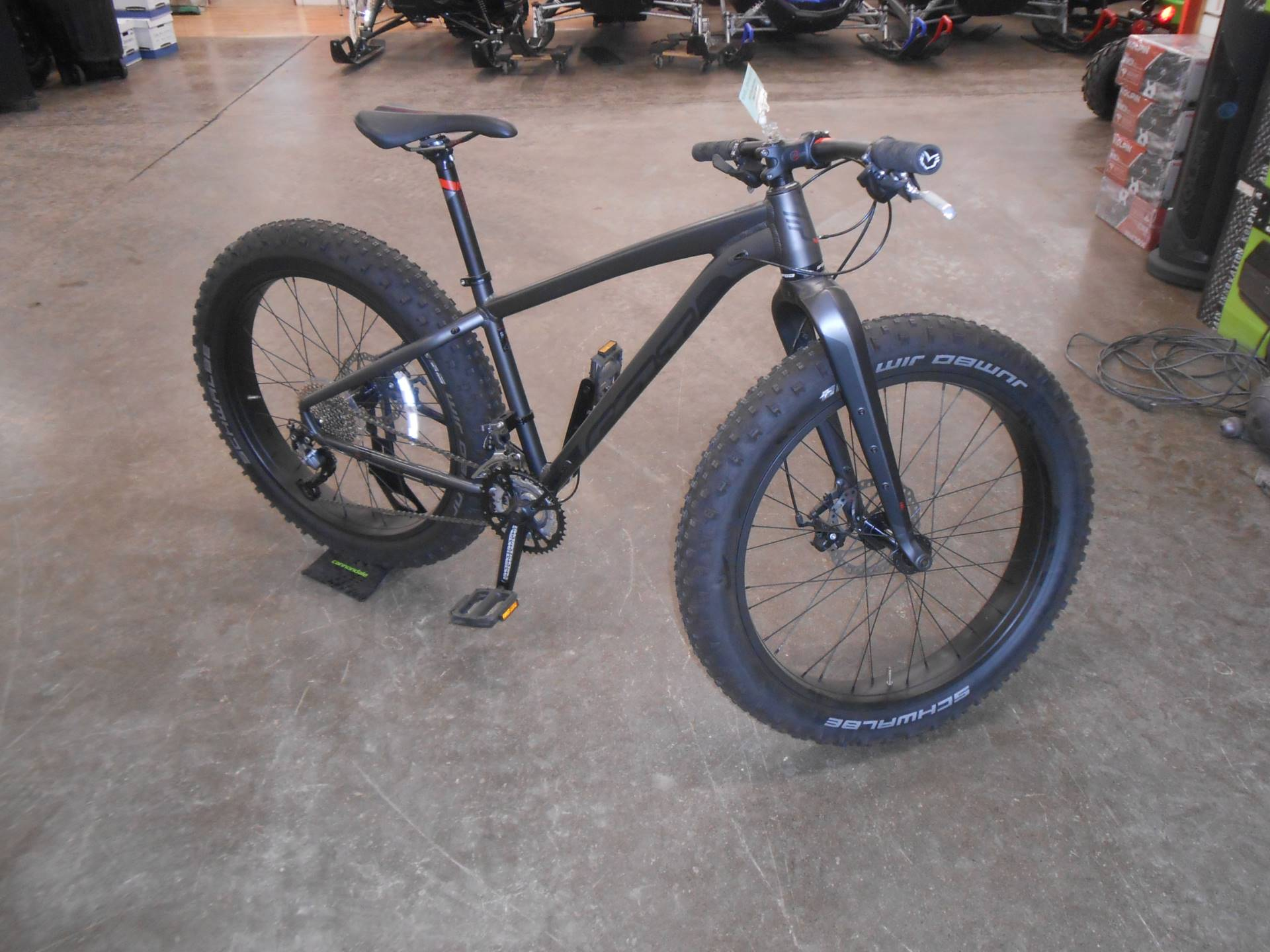 2015 Felt Bicycles Double Double 70 Fat Bike in Howell, Michigan - Photo 2