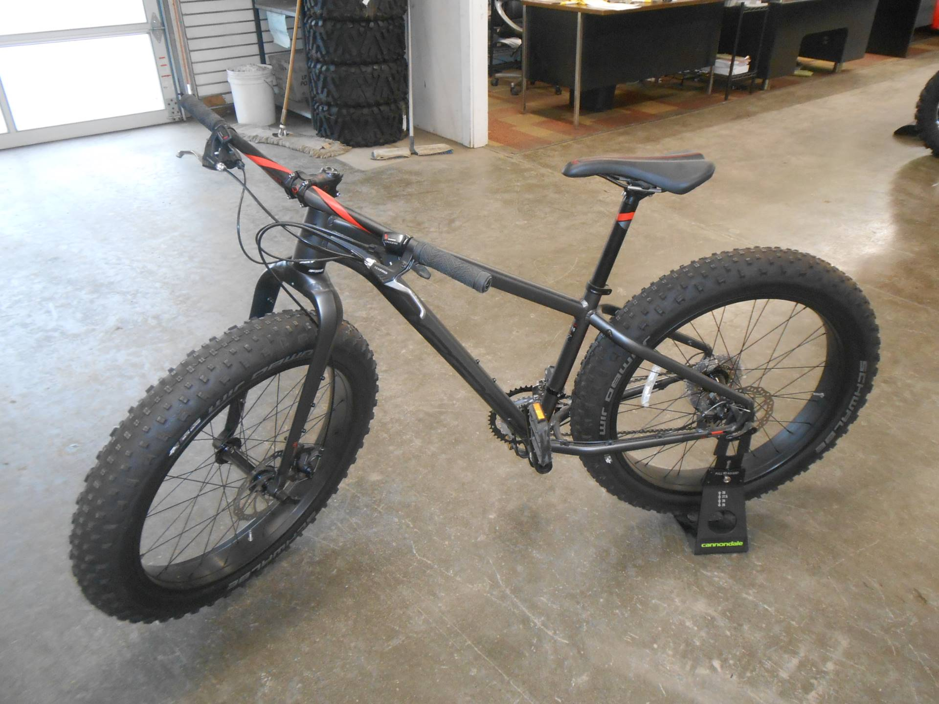 2015 Felt Bicycles Double Double 70 Fat Bike in Howell, Michigan - Photo 5
