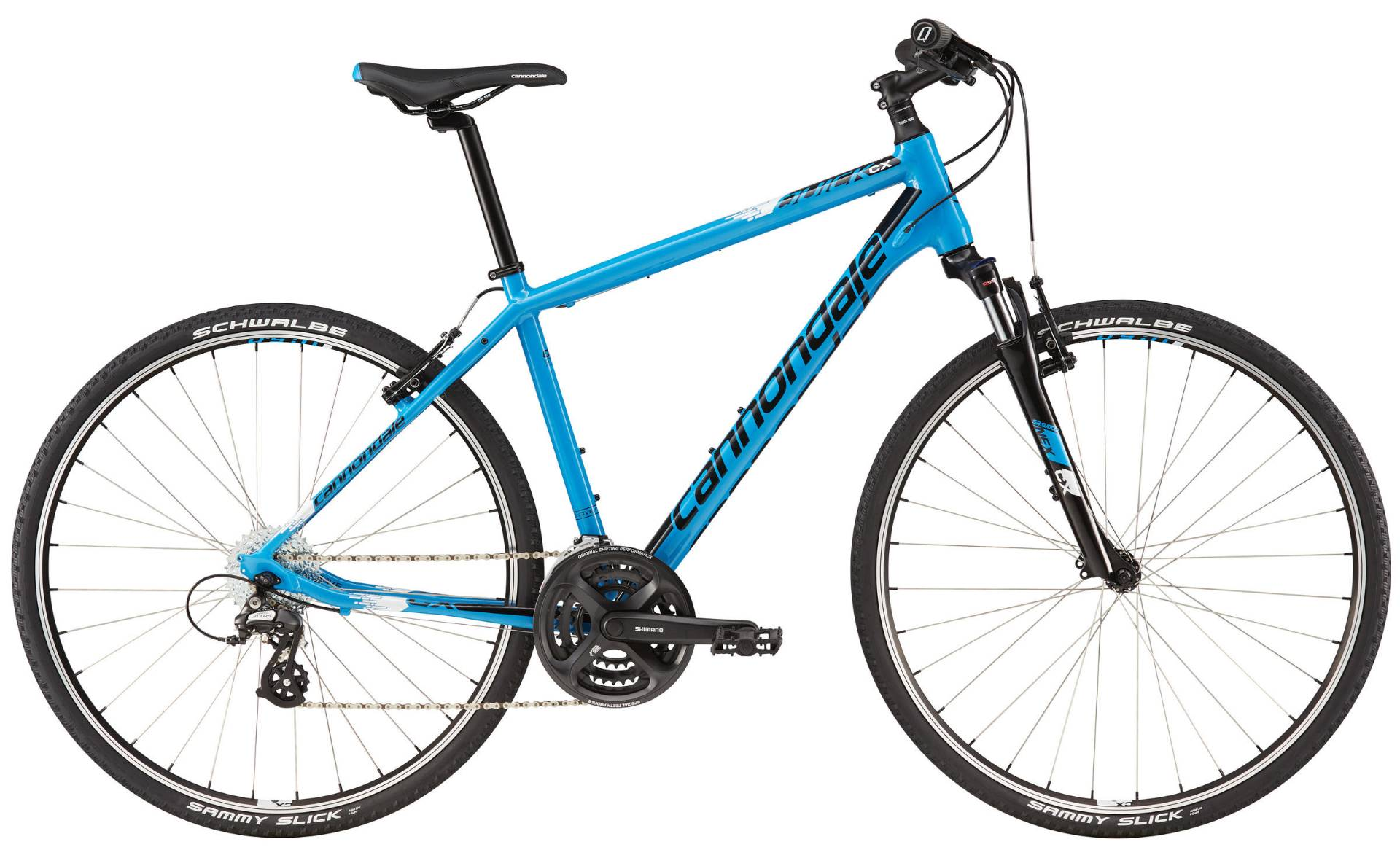 2016 Cannondale Quick CX 5 Large in Howell, Michigan