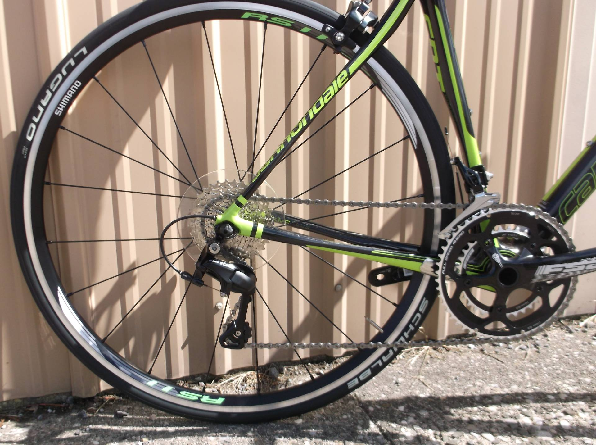 2015 Cannondale Synapse Carbon 105 51cm only in Howell, Michigan