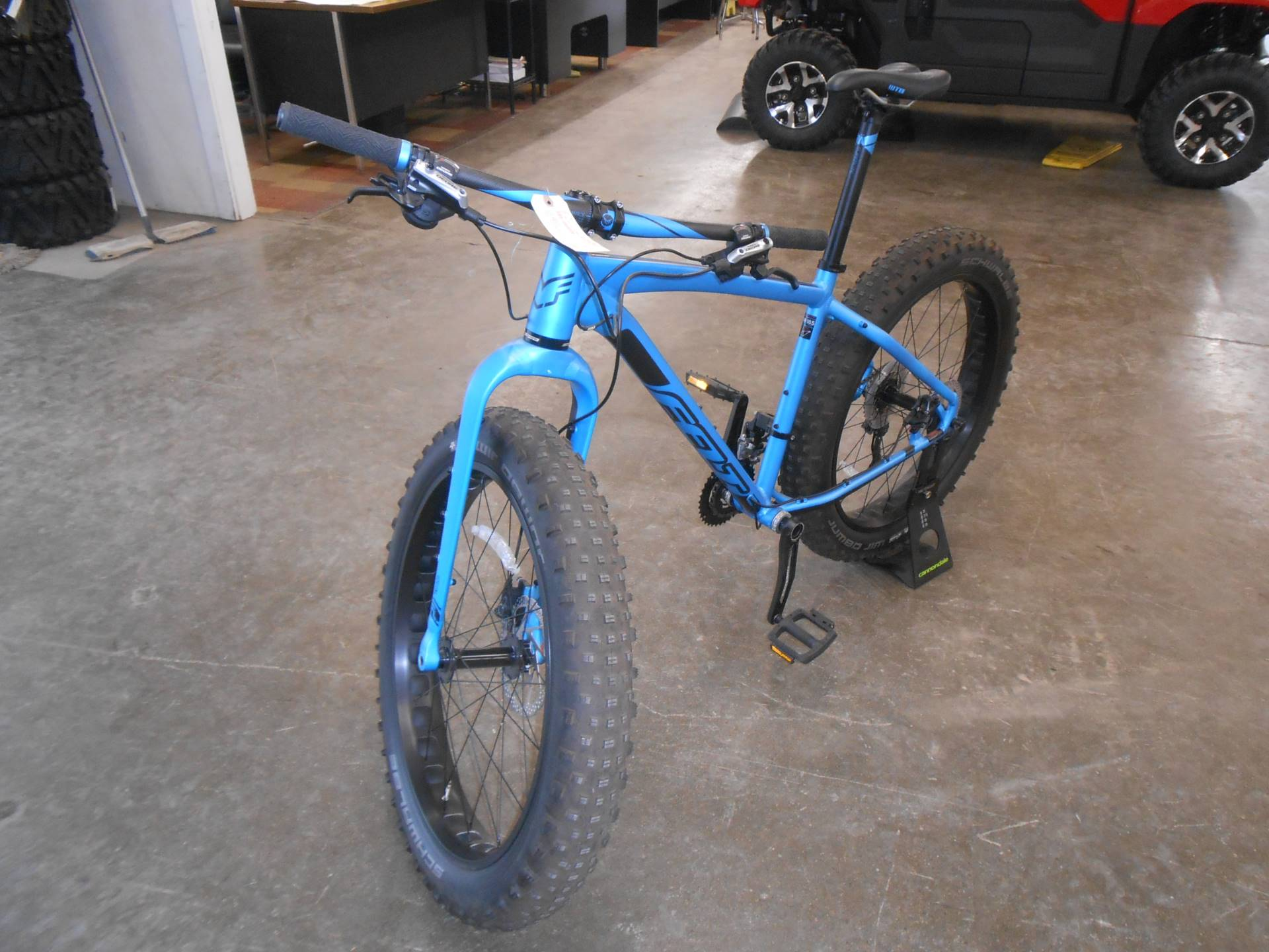 2015 Felt Bicycles Double Double 30 Fat Bike in Howell, Michigan - Photo 2