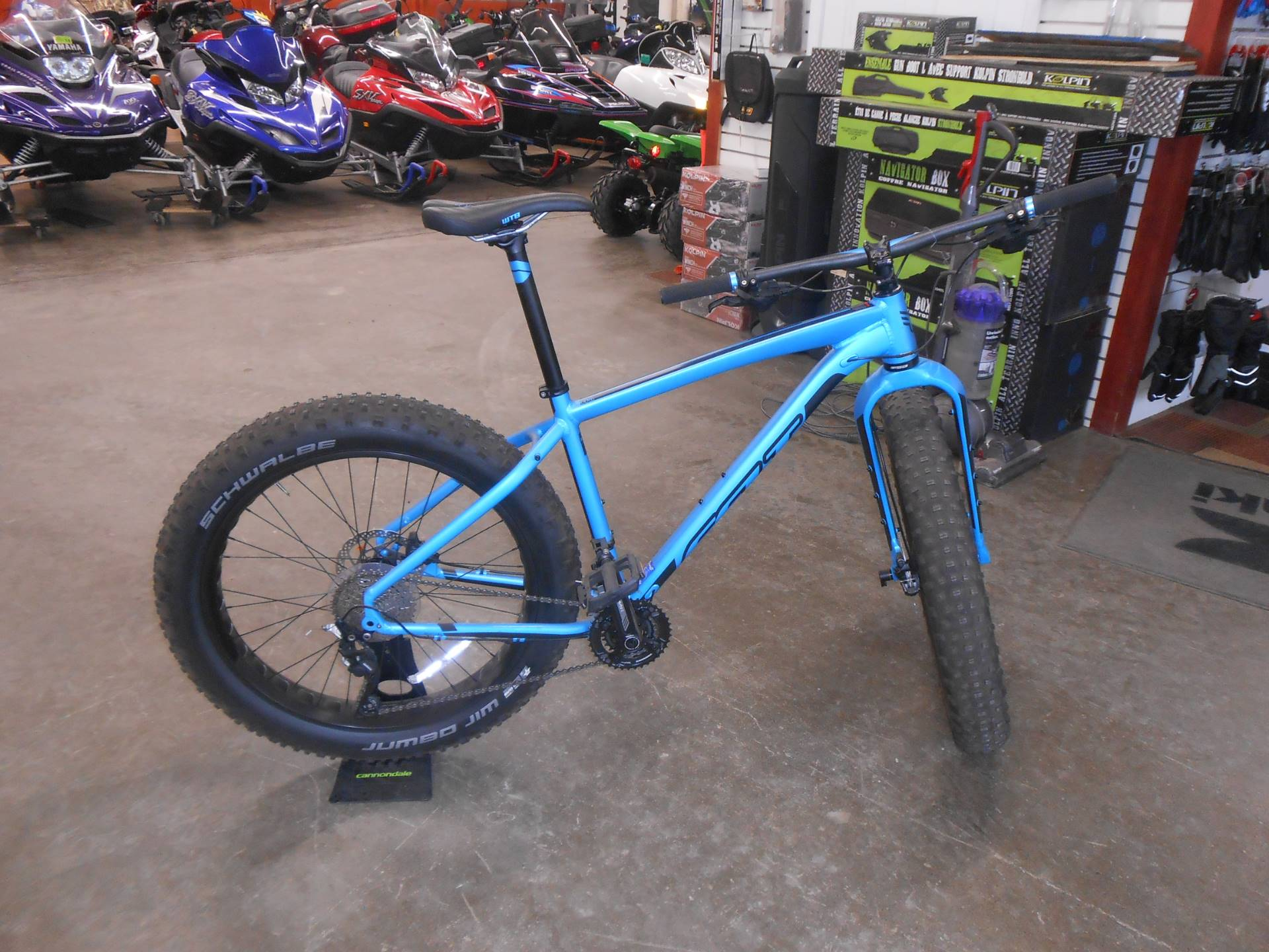 2015 Felt Bicycles Double Double 30 Fat Bike in Howell, Michigan - Photo 5