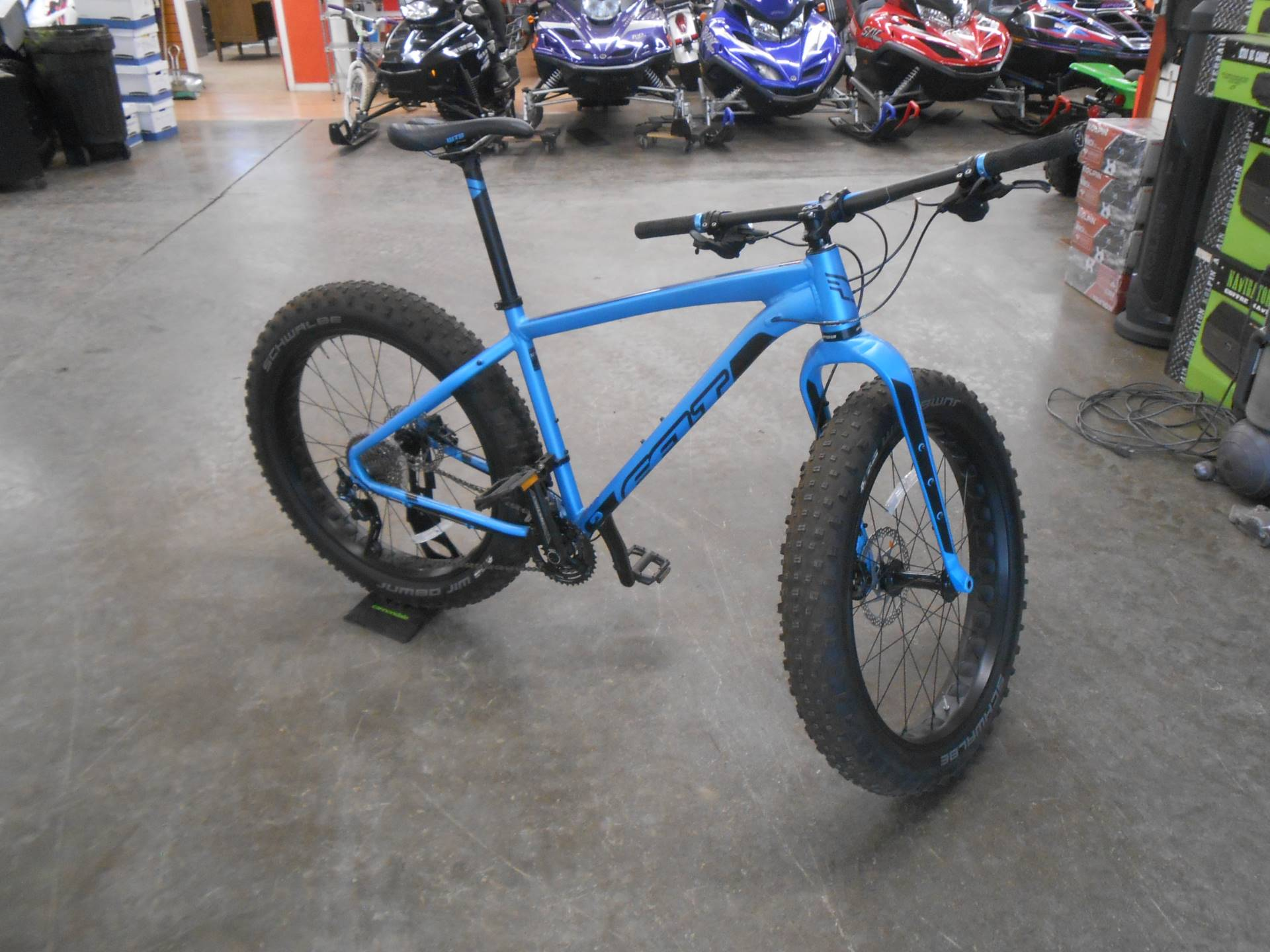 2015 Felt Bicycles Double Double 30 Fat Bike in Howell, Michigan - Photo 6