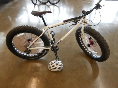 2014 Cannondale Charge Cooker Maxi Fat Tire bike in Howell, Michigan
