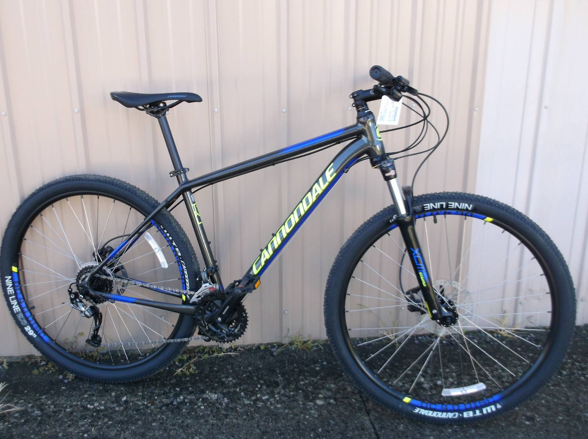 2017 Cannondale Trail 29 5 in Howell, Michigan