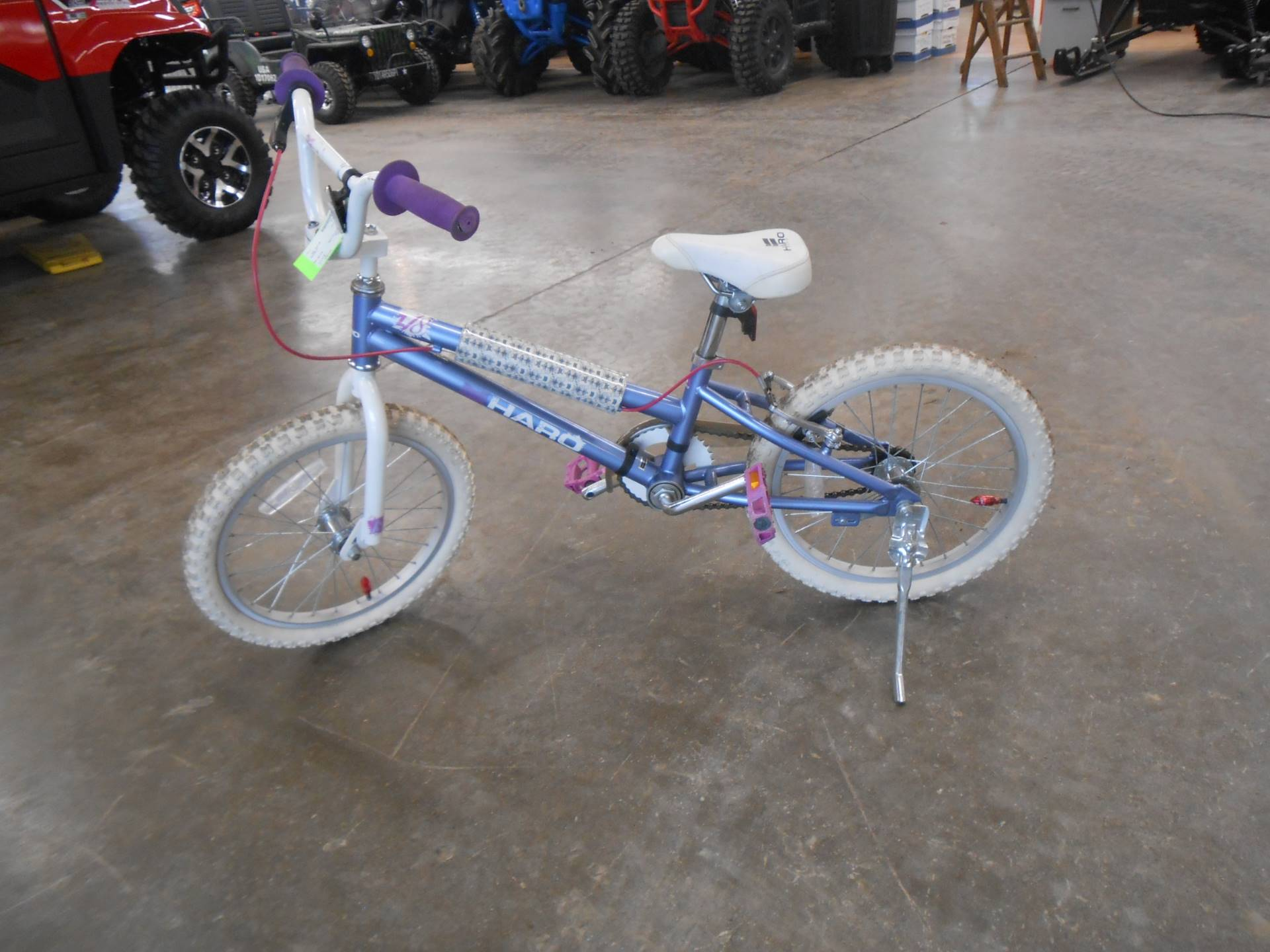 2014 Haro Bikes Z18 kids bike in Howell, Michigan - Photo 1