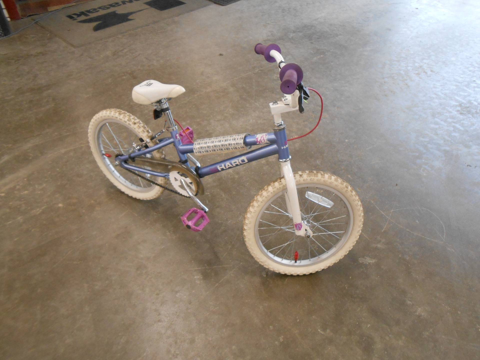2014 Haro Bikes Z18 kids bike in Howell, Michigan - Photo 2