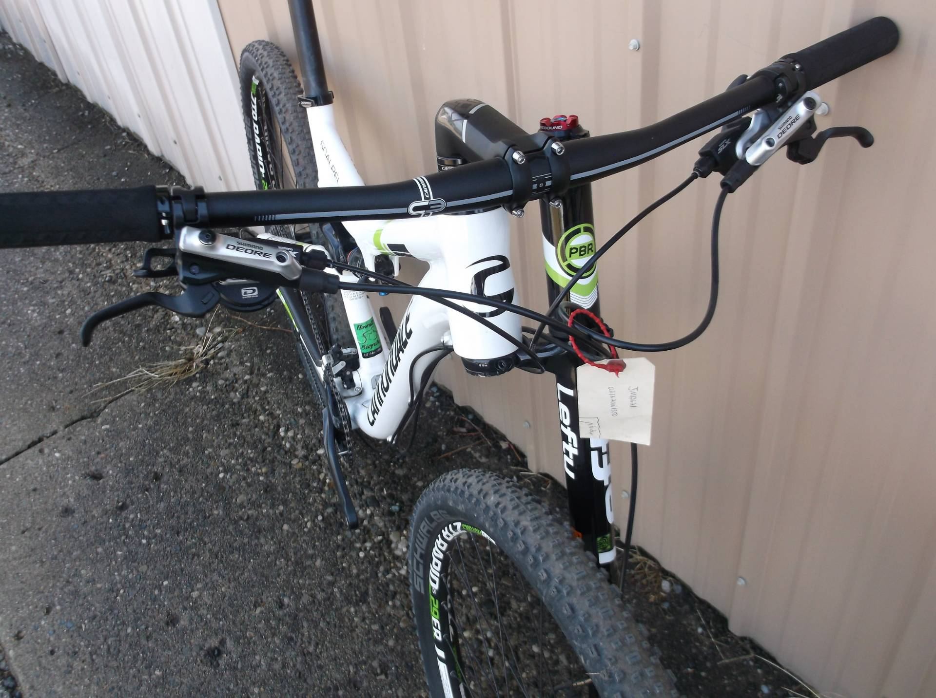 2015 Cannondale Scalpel 4 Large in Howell, Michigan